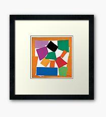 Matisse The Snail Framed Print