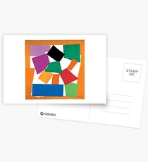 Matisse The Snail Postcards