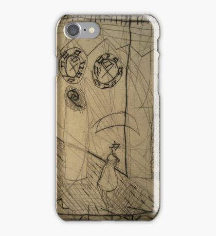 On The Ship iPhone Case/Skin