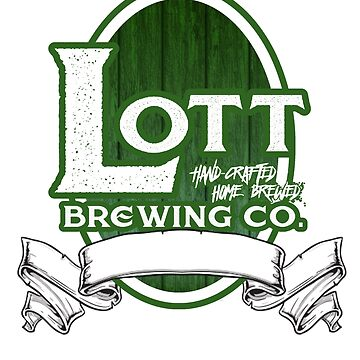 Lott Brewing Co. Beer Labels by Gowombat