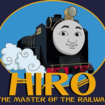 Hiro - The Master of the Railway by sweetdemise