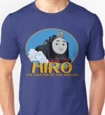 Hiro - The Master of the Railway T-Shirt
