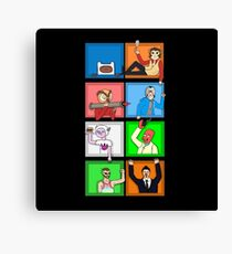 VanossGaming & Friends Canvas Print