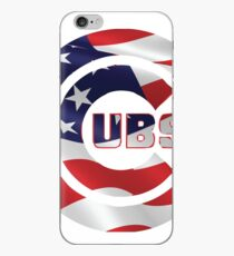 Cubs Flag iPhone Case