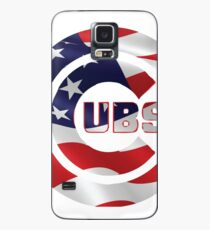 Cubs Flag Case/Skin for Samsung Galaxy