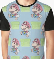 Mario Mache Graphic T-Shirt