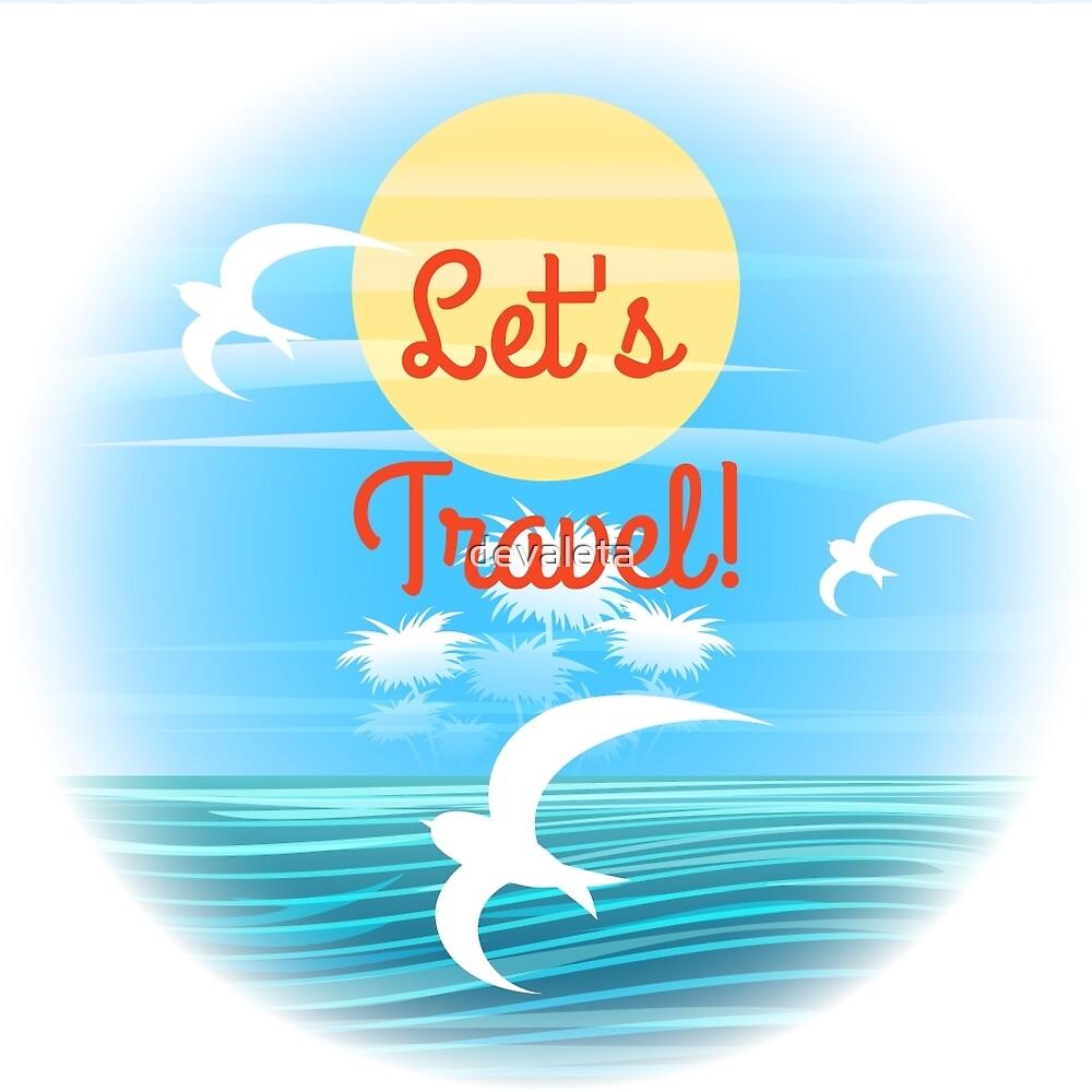 Travel theme by devaleta