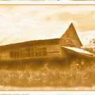 """""""Granny's Mansion (also known as, 'The Big House')""""... prints and products by Bob Hall©"""