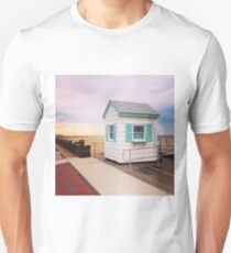Beach Tollhouse Unisex T-Shirt