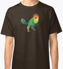 Dino Birds - Fischer's Lovebird Classic T-Shirt