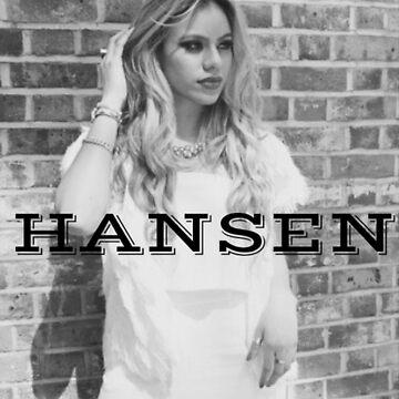 "Dinah Jane Hansen ""Hansen Design"" de AlanahGaby1D"