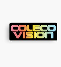 ColecoVision logo Canvas Print