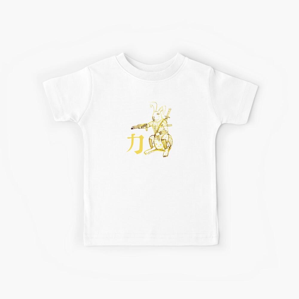 Dojo-Häschen Kinder T-Shirt