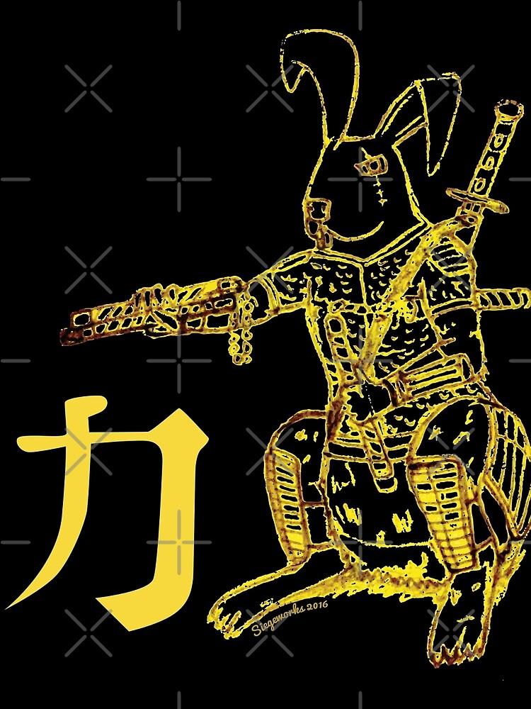 Dojo-Häschen von siege103