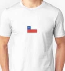 National flag of Chile T-Shirt