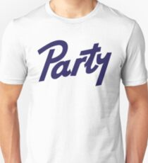 pabst party Unisex T-Shirt