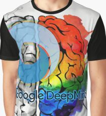 Google DeepMind Graphic T-Shirt