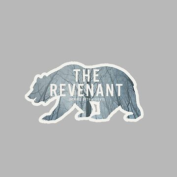 The Revenant bear logo by UnitShifter