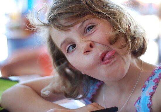 Funny face by KerrieMcSnap