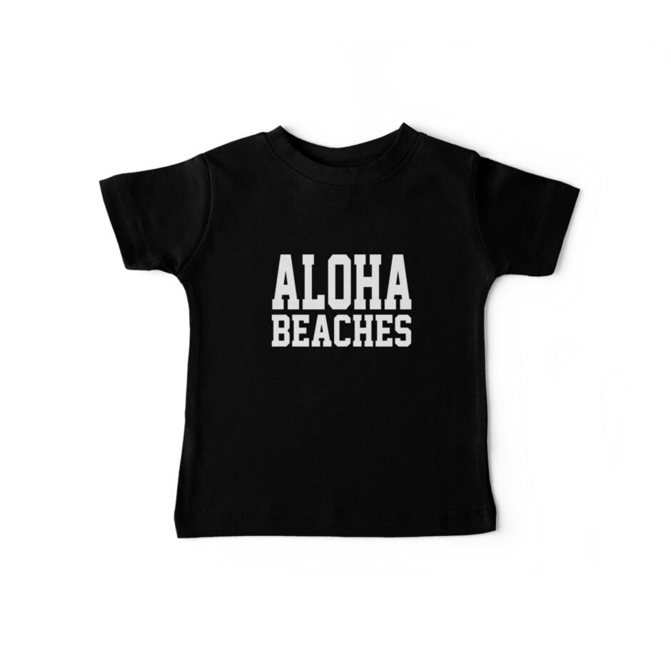 Aloha Beaches by yanos99