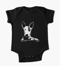 Bull Terrier One Piece - Short Sleeve