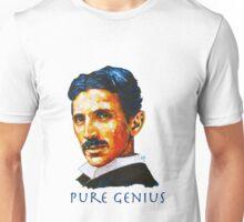 Nikola Tesla Tribute Unisex T-Shirt