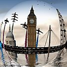 London will rise again sphere by shalisa