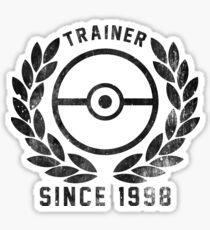 Pokemon Trainer! Sticker