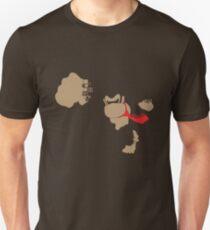 Donkey Kong Pixel Silhouette T-Shirt