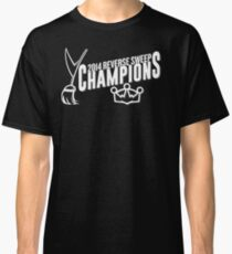 Reverse Sweep Champions (White) Classic T-Shirt