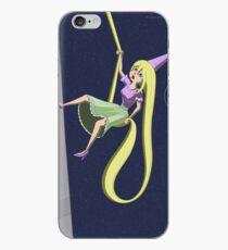 Rapunzel Abseil Escape Attempt iPhone Case