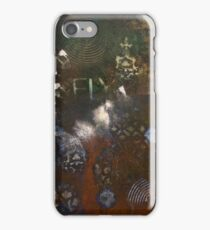 Abstract No.6 iPhone Case/Skin