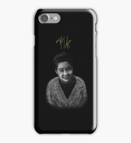 Chien Shiung Wu iPhone Case/Skin