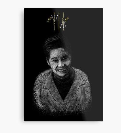 Chien Shiung Wu Metal Print