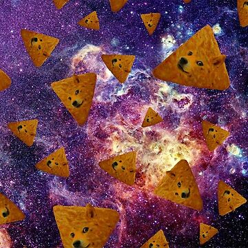 Doge Doritos In Space by Doge21