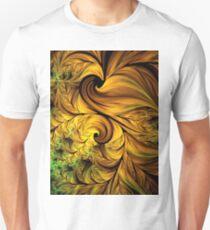 Autumn Returns Abstract Unisex T-Shirt