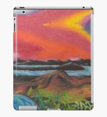 Tranquil Sunset Over Water iPad Case/Skin