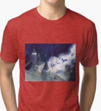 December's Tale Tri-blend T-Shirt