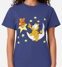 Garfield and Bear Classic T-Shirt