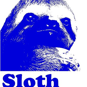 Sloth by bradleyray2
