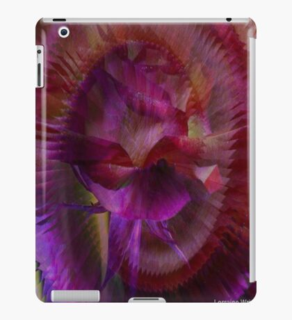 RELEASE YOUR FRAGRANCE iPad Case/Skin