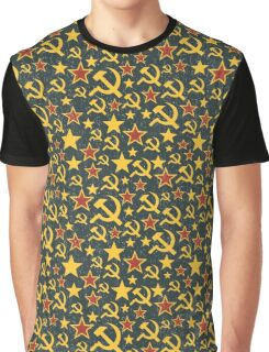 From the USSR with love Graphic T-Shirt