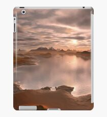 Fantasy Landscape - Computer Artwork iPad Case/Skin