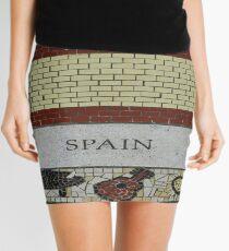 Spain Mini Skirt