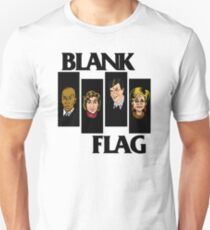 BLANK FLAG  ( Strangers With Candy ) T-Shirt