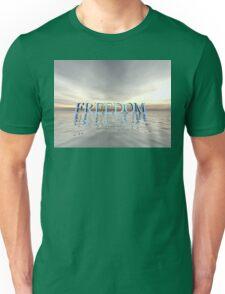 Reflections of Freedom Unisex T-Shirt