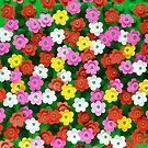 Flower Garden by Addison