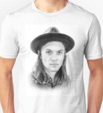 Pencil James Bay Unisex T-Shirt