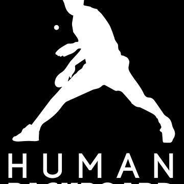 Human blackboard! by nektarinchen