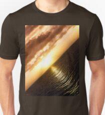 Angle of A Sunrise Unisex T-Shirt